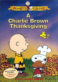 A Charlie Brown Thanksgiving main cover