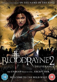 BloodRayne II: Deliverance main cover