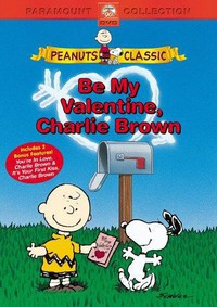 Be My Valentine, Charlie Brown main cover