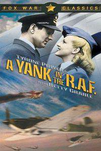 A Yank in the R.A.F. main cover