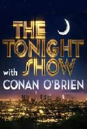 The Tonight Show with Conan O'Brien movie cover