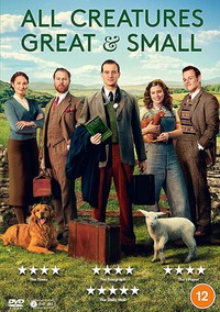 All Creatures Great and Small movie cover
