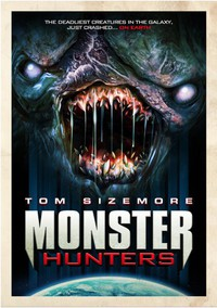 Monster Hunters main cover