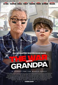 The War with Grandpa main cover