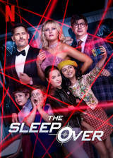 The Sleepover movie cover