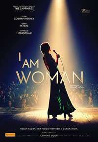 I Am Woman main cover