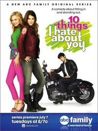 10 Things I Hate About You movie cover