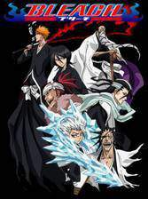 bleach movie cover