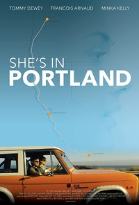 She's in Portland main cover