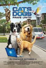 Cats & Dogs 3: Paws Unite movie cover