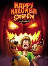 Happy Halloween, Scooby-Doo! movie cover