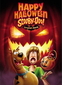 Happy Halloween, Scooby-Doo! main cover