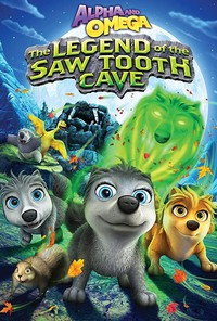 Alpha and Omega 4: The Legend of the Saw Toothed Cave main cover