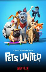 Pets United movie cover
