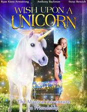 Wish Upon A Unicorn movie cover
