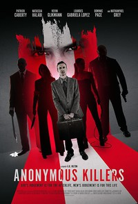 Anonymous Killers main cover