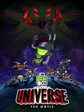 Ben 10 vs. the Universe: The Movie movie cover
