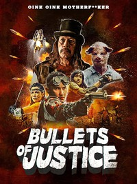 Bullets of Justice main cover