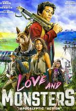 Love and Monsters (Monster Problems) movie cover