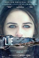 Welcome to the Blumhouse: The Lie (Between Earth and Sky) movie cover