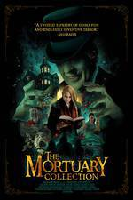 The Mortuary Collection movie cover