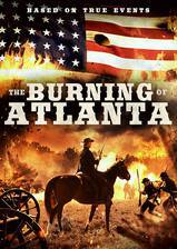 The Burning of Atlanta movie cover