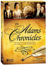 The Adams Chronicles movie cover