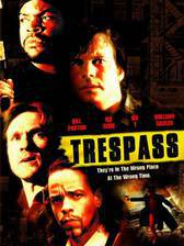 trespass movie cover
