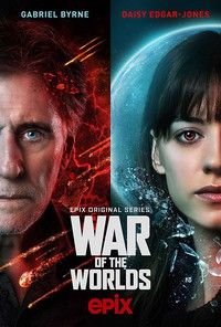 War of the Worlds movie cover