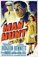man_hunt movie cover