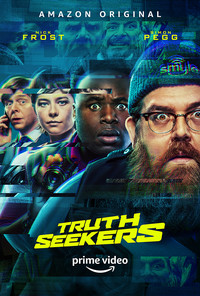 Truth Seekers movie cover