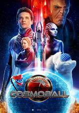 Cosmoball (Gatekeeper of the Galaxy) movie cover