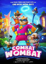 Combat Wombat movie cover