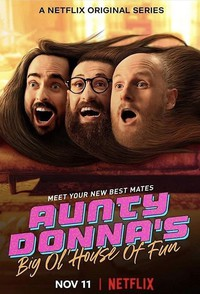 Aunty Donna's Big Ol' House of Fun movie cover