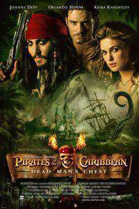 Pirates of the Caribbean: Dead Man's Chest main cover
