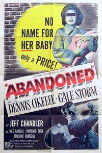 Abandoned main cover