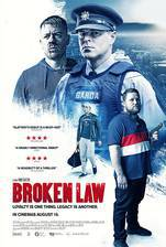 Broken Law movie cover