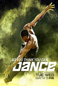 So You Think You Can Dance movie cover