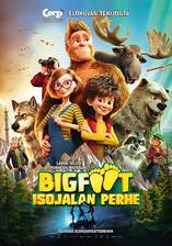 Bigfoot Family (Bigfoot Superstar) movie cover