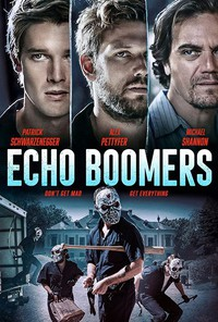 Echo Boomers main cover