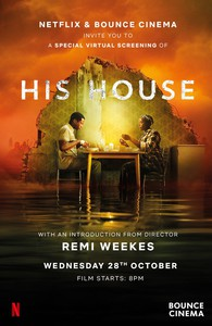 His House main cover