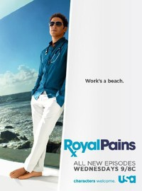 Royal Pains movie cover