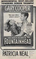 the_fountainhead movie cover