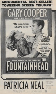 The Fountainhead main cover