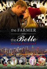 The Farmer and the Belle: Saving Santaland movie cover