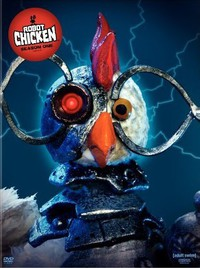 Robot Chicken movie cover