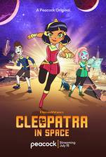 cleopatra_in_space movie cover