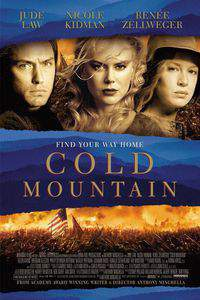 Cold Mountain main cover
