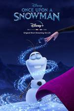 Once Upon a Snowman movie cover