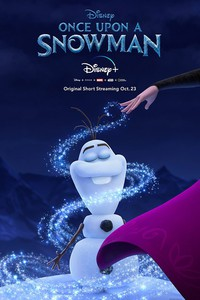 Once Upon a Snowman main cover